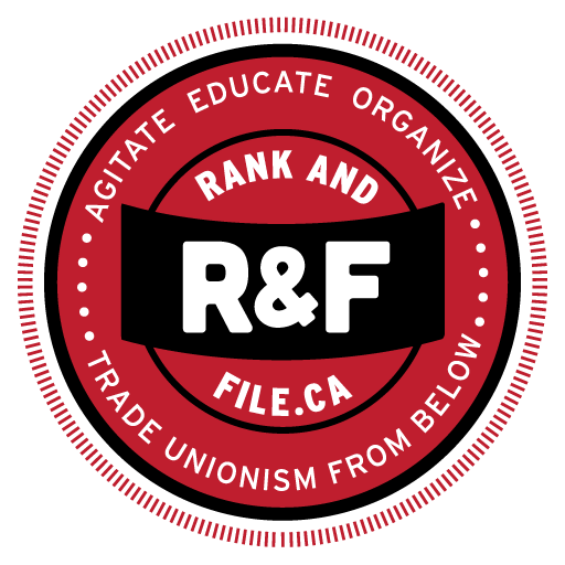 Rand and File logo